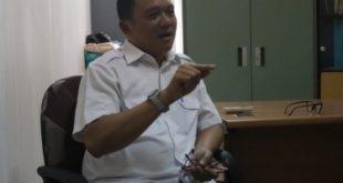 Kepala Seksi Pengamatan dan Pemberantasan Penyakit Hewan (P3H) di Dinas Pertanian Kabupaten Bekasi, drh. Dwiyan Wahyudiharto
