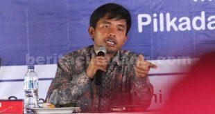 Ketua KPU Kabupaten Bekasi, Idham Holik.