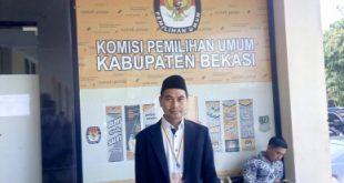 Ketua KPU Kabupaten Bekasi, Jajang Wahyudin