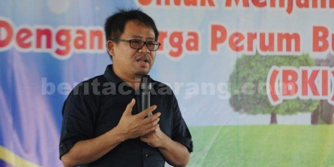 Anggota Komisi VI DPR RI, Daeng Muhammad.