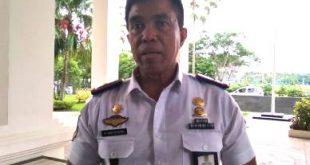 Kepala Dinas Perhubungan Kabupaten Bekasi, Yana Suyatna.